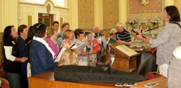 5Annual Mass celebrating Eucharistic Adoration in Millstreet -800