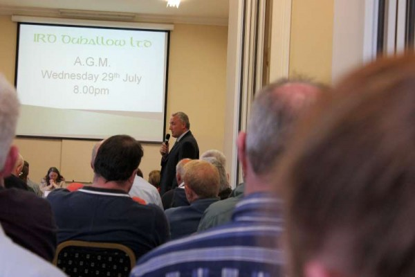 19AGM of IRD Duhallow on 29th July 2015 -800