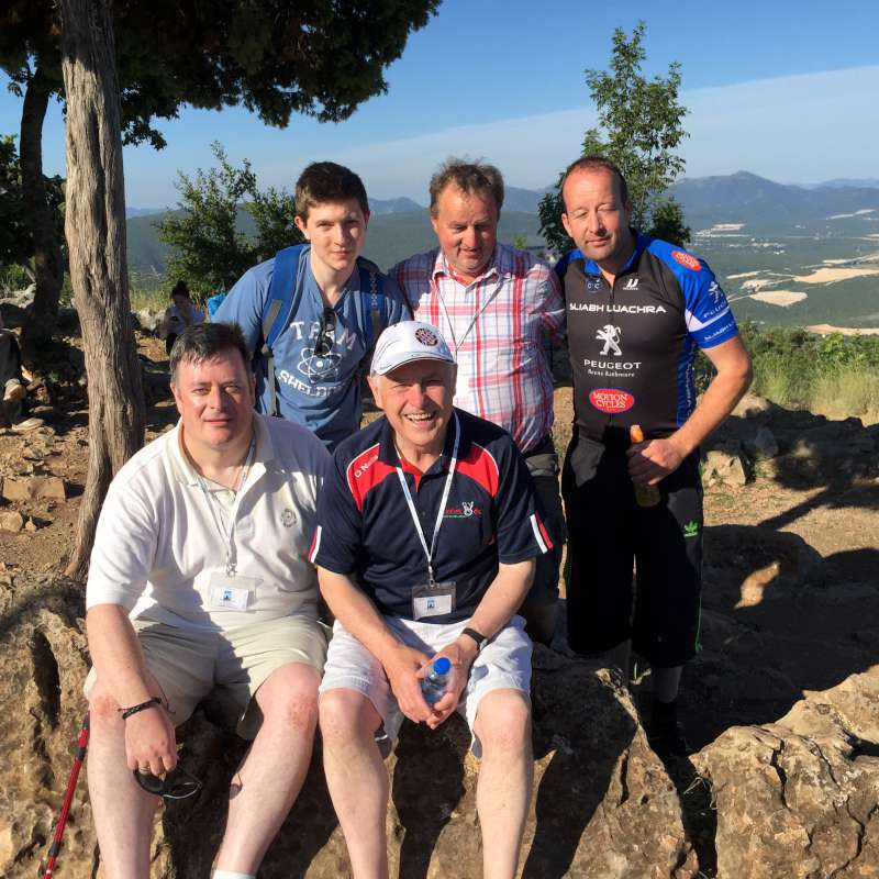 19Pilgrimage to Medjugorje 2015 with Tadhg O