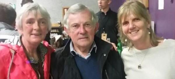 Enjoying the Killarney Races were (L-R) Mary Sullivan, Carraiganime, John Radley, Millstreet and Rita Twomey, The Bridge
