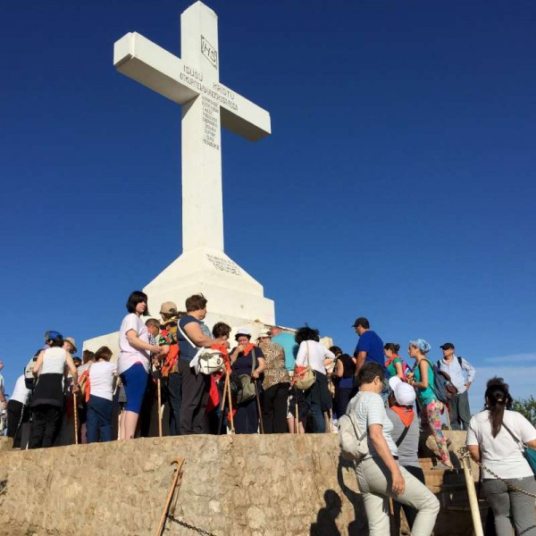 21Pilgrimage to Medjugorje 2015 with Tadhg O'Flynn -800