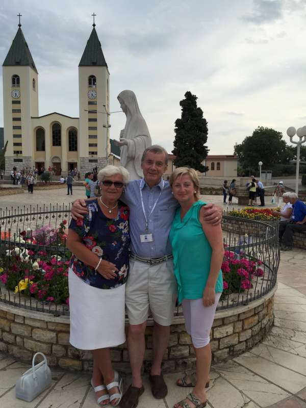 32Pilgrimage to Medjugorje 2015 with Tadhg O