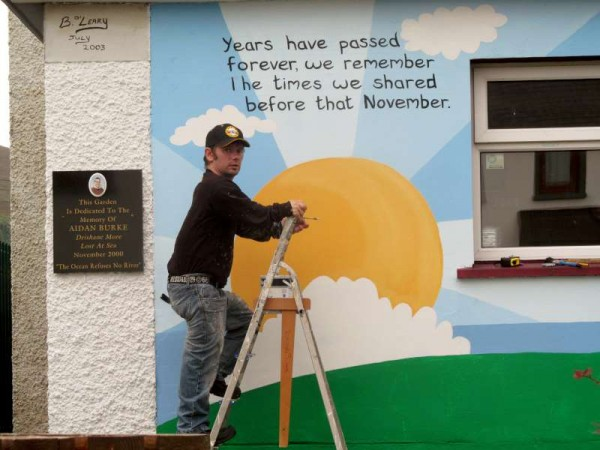 10Brian O'Leary's new Mural for Aidan - August 2015 -800