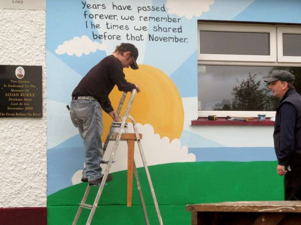 11Brian O'Leary's new Mural for Aidan - August 2015 -800