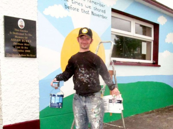 14Brian O'Leary's new Mural for Aidan - August 2015 -800