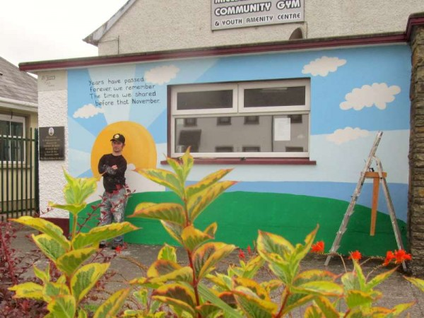 15Brian O'Leary's new Mural for Aidan - August 2015 -800