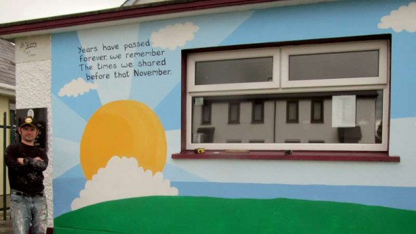 18Brian O'Leary's new Mural for Aidan - August 2015 -800