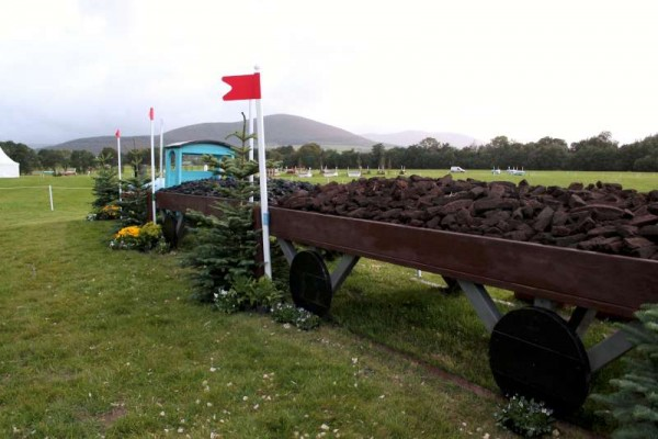 All in readiness at Drishane for the International Horse Trials with the Cross Country dimension taking place on Sunday 30th August 2015 in the exquisite setting. Click on the images to enlarge. (S.R.)