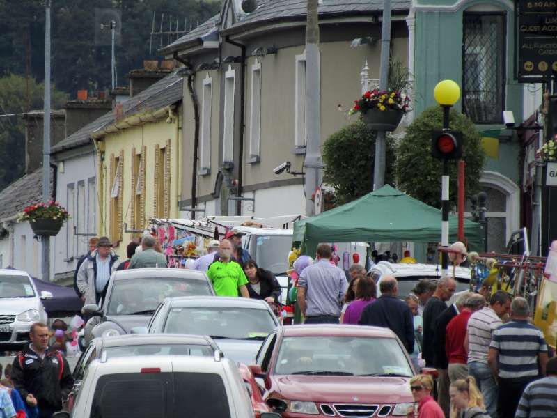 1September 2015 Horse Fair in Millstreet