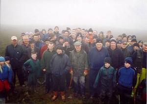 2002-12-25 Mushera Christmas Climb 2