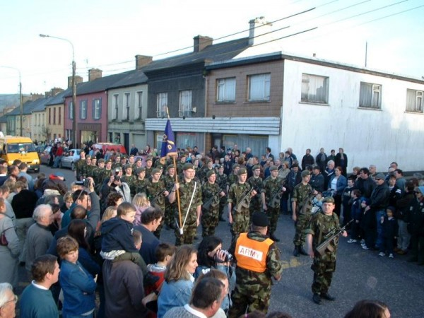 2003-03-17 Millstreet St.Patrick's Day Parade 04-