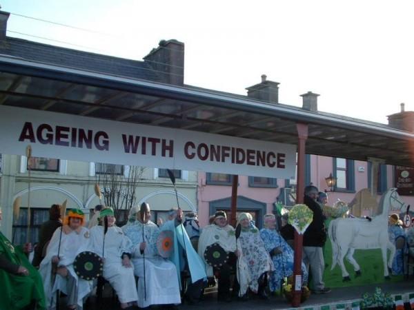 2003-03-17 Millstreet St.Patrick's Day Parade 05-