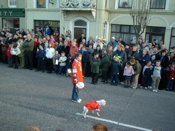 2003-03-17 Millstreet St.Patrick's Day Parade 07-