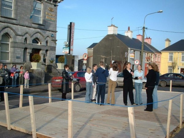 2003-03-17 Millstreet St.Patrick's Day Parade 09-