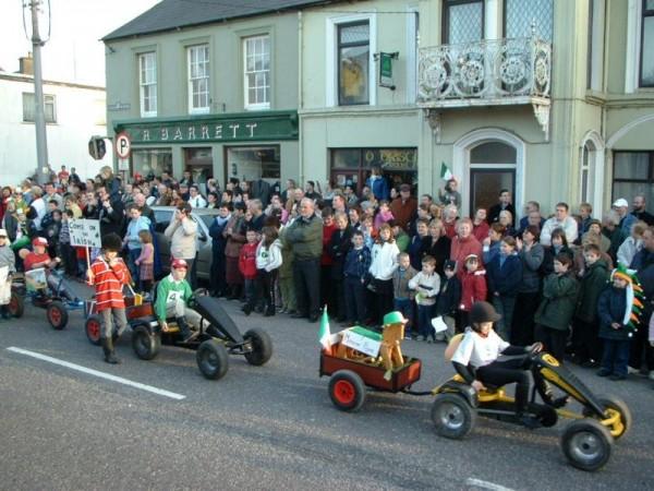 2003-03-17 Millstreet St.Patrick's Day Parade 11-