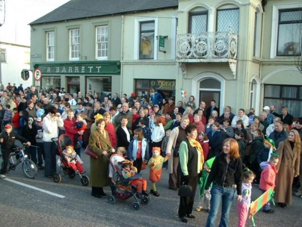 2003-03-17 Millstreet St.Patrick's Day Parade 12-