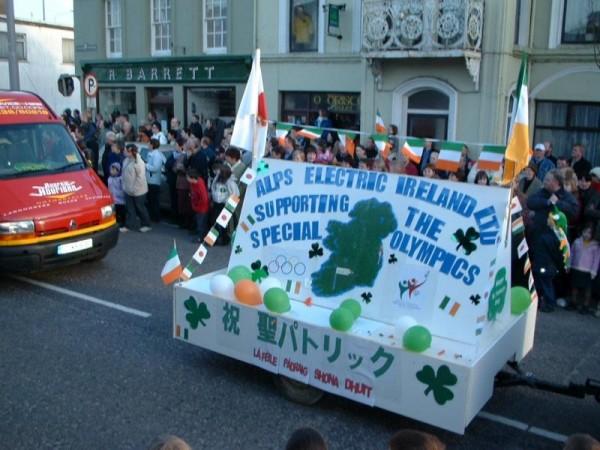 2003-03-17 Millstreet St.Patrick's Day Parade 13-