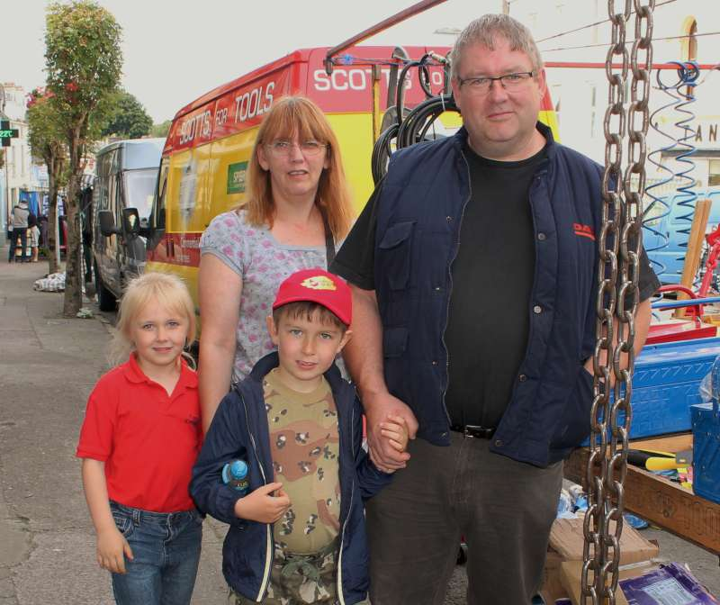 3September 2015 Horse Fair in Millstreet