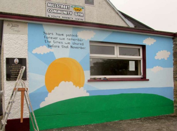 8Brian O'Leary's new Mural for Aidan - August 2015 -800