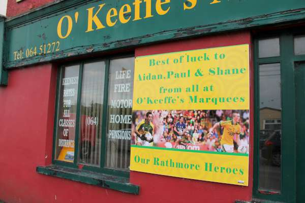 1Kerry Football Team Homecoming in Rathmore 2014 -600