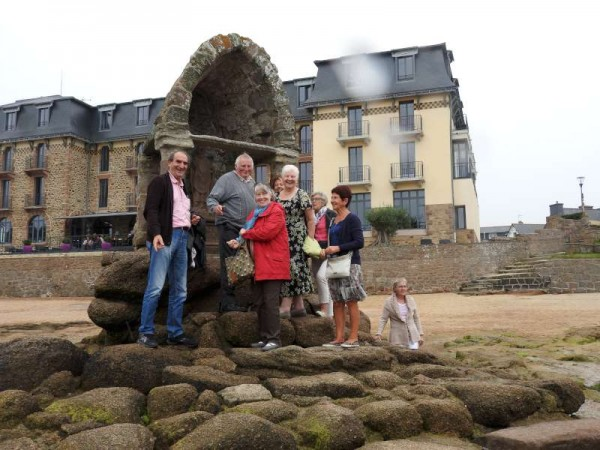 1Millstreet in Brittany marking our 30th Anniversary of Twinning -800