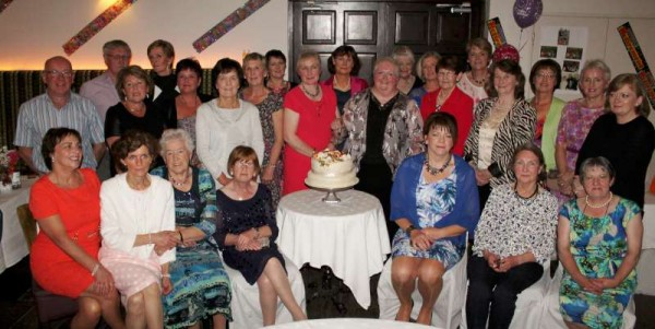 A superbly organised Retirement Reception for Matron Lena Kelleher took place at the Wallis Arms Hotel on Friday, 4th Sept. 2015. Click on the images to enlarge. (S.R.)