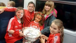 2015-09-14 Millstreet Camogie Players meet the All Ireland Winning Cork Camogie Team 2559