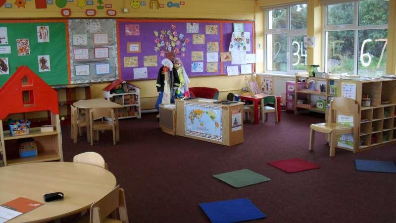 2015-09-21 Stepping Stones PreSchool - classroom