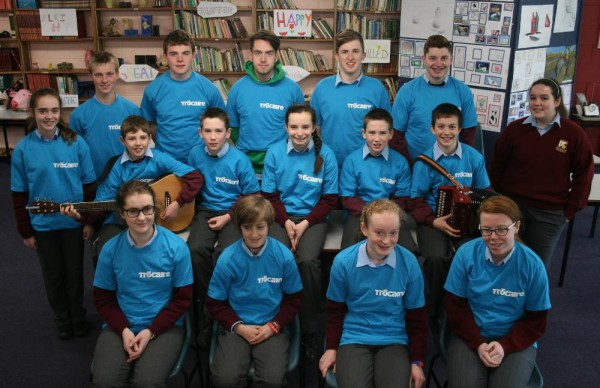 2015-10-07 Trad for Trocaire - First Year Students