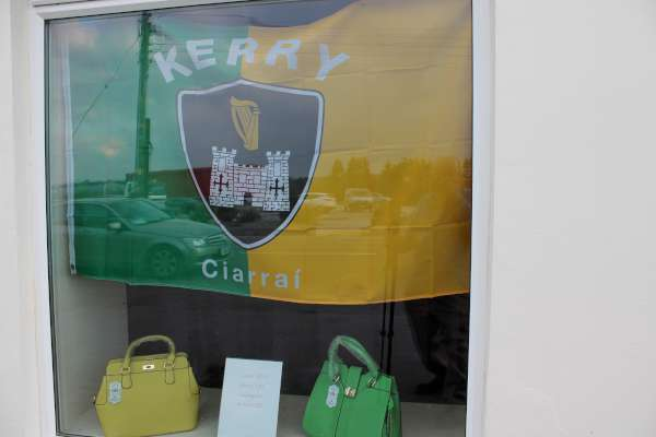 2Kerry Football Team Homecoming in Rathmore 2014 -600