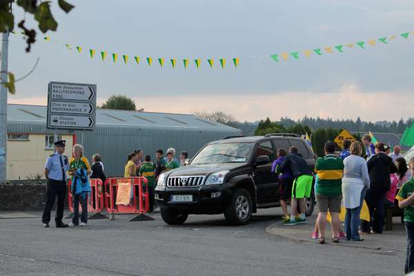 3Kerry Football Team Homecoming in Rathmore 2014 -600