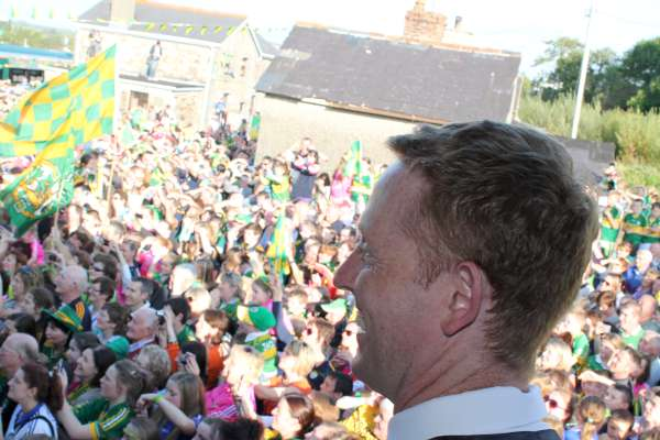 44Kerry Football Team Homecoming in Rathmore 2014 -600