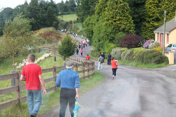54Carriganima Fundraising Walk & Run 12th Sept. 2015 -600