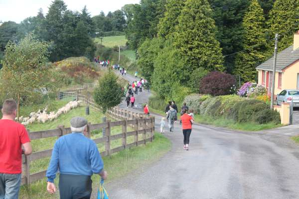 55Carriganima Fundraising Walk & Run 12th Sept. 2015 -600
