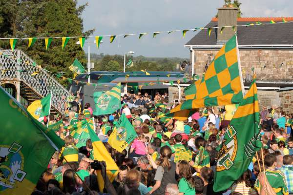 56Kerry Football Team Homecoming in Rathmore 2014 -600