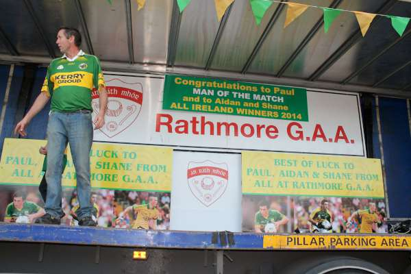5Kerry Football Team Homecoming in Rathmore 2014 -600