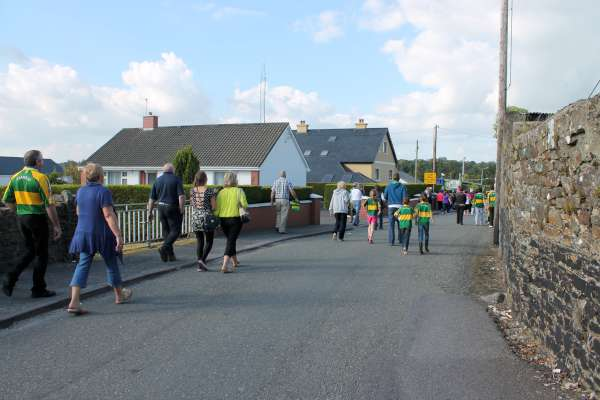 68Kerry Football Team Homecoming in Rathmore 2014 -600