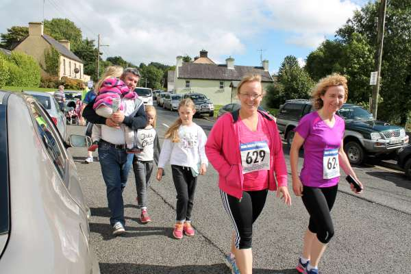 78Carriganima Fundraising Walk & Run 12th Sept. 2015 -600