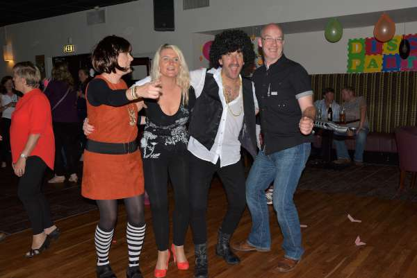 7Geraldine Dennehy's 1970s Event Pictures at Wallis Arms -600
