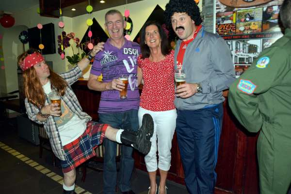 83Geraldine Dennehy's 1970s Event Pictures at Wallis Arms -600