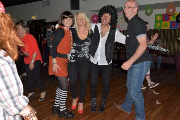 8Geraldine Dennehy's 1970s Event Pictures at Wallis Arms -600