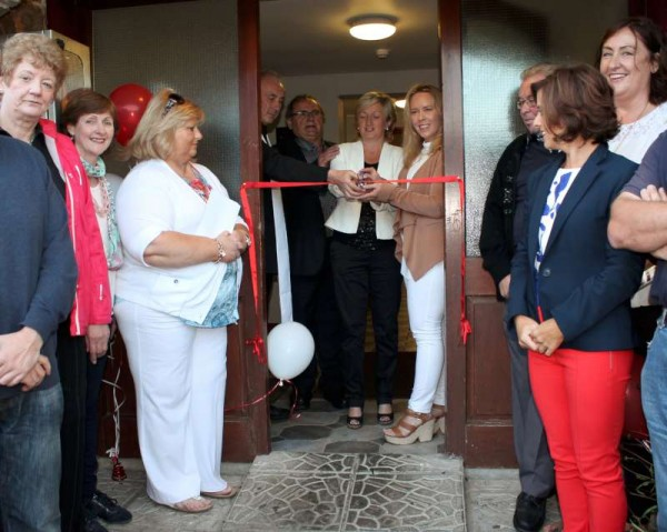 Millstreet Community Council Gym was officially opened on Monday evening, 31st August 2015 in the presence of a large attendance. Click on the images to enlarge. (S.R.)