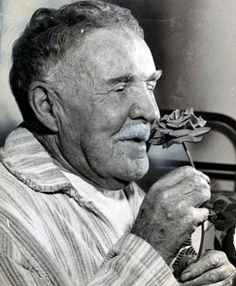 Photo of Lavander Man Anthony Barrett (2)