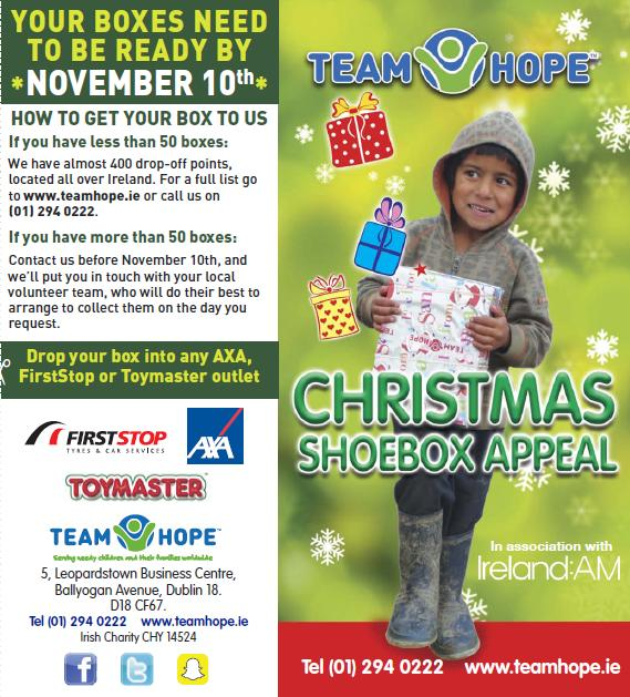2015-10-20 Christmas Shoebox Appeal 01