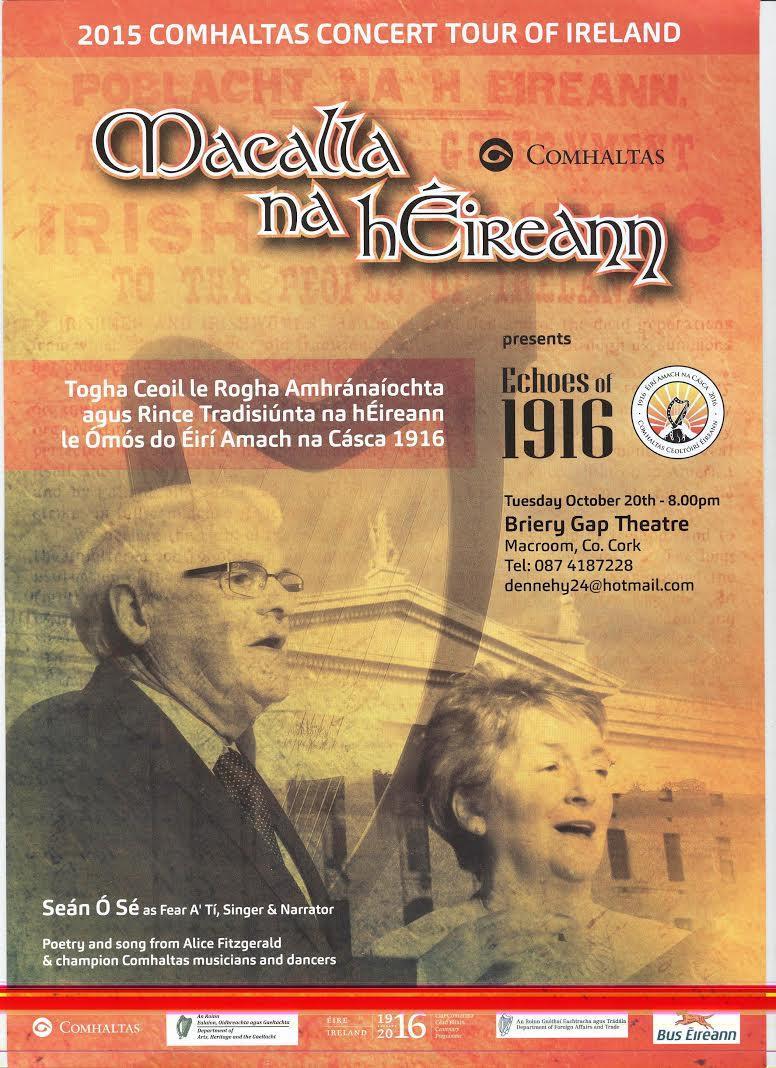 2015-10-20 Comhaltas Macallas na hÉireann at the Briery Gap