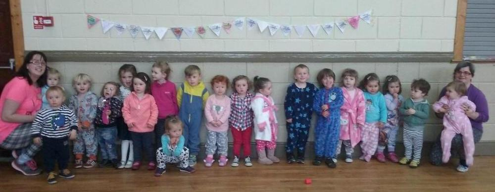 20151006_114709-Millstreet Toddler Group Cheerios Childline Pajama Day
