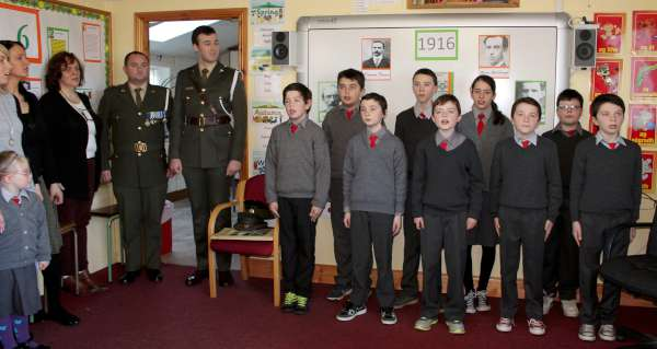 10National Flag Ceremony at Cloghoula N.S. 2015 -600