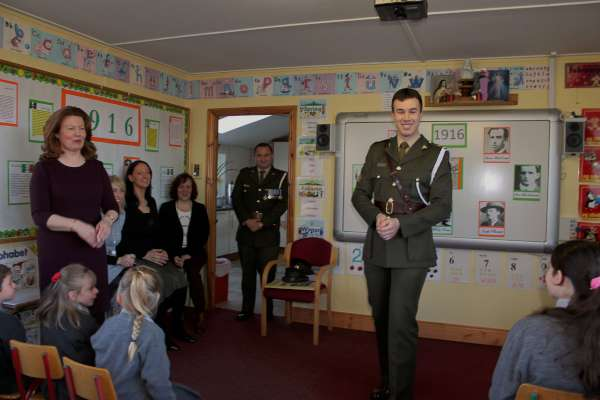 11National Flag Ceremony at Cloghoula N.S. 2015 -600