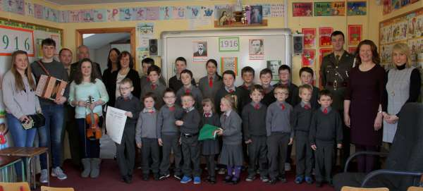 12National Flag Ceremony at Cloghoula N.S. 2015 -600