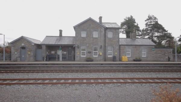2015-11-02 Millstreet Awarded Best Railway Station in Munster 02